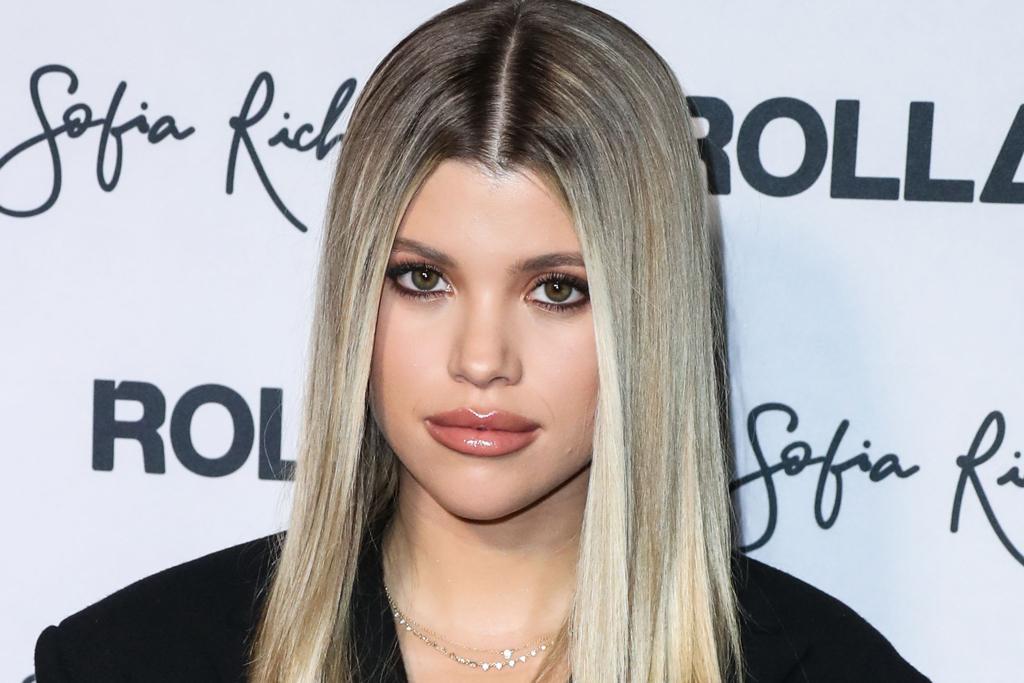 Sofia Richie, celebrity style