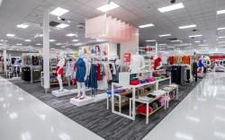 target, store, retail, interior