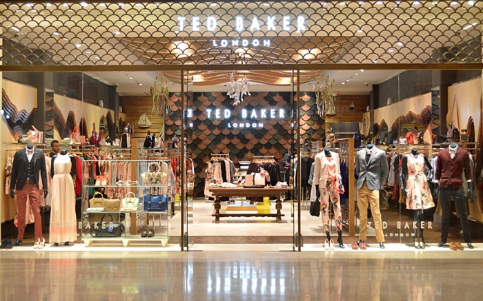 Ted Baker, cairo, store
