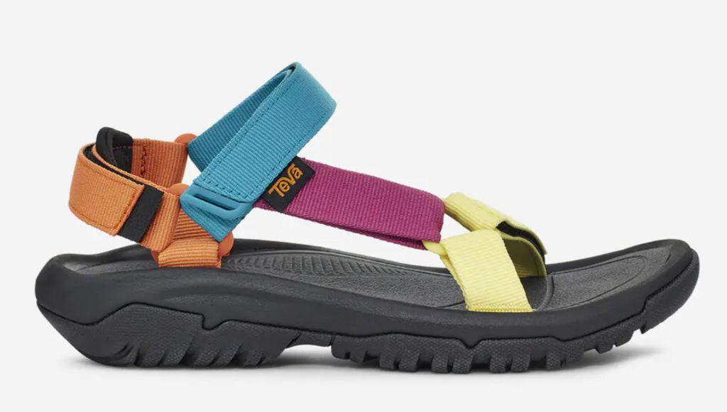 teva, teva sandals, teva hurricane, ugly sandals, ugly sandal trend