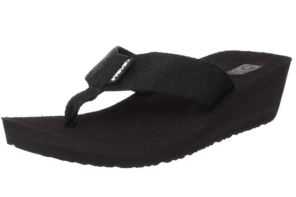 Teva Mush Mandalyn Wedge Sandal