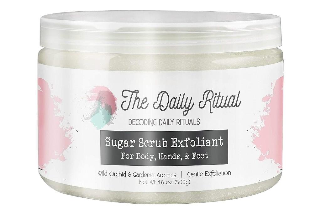 The Daily Ritual Sugar Scrub