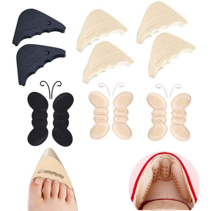 Toe-and-Heel-Cushions