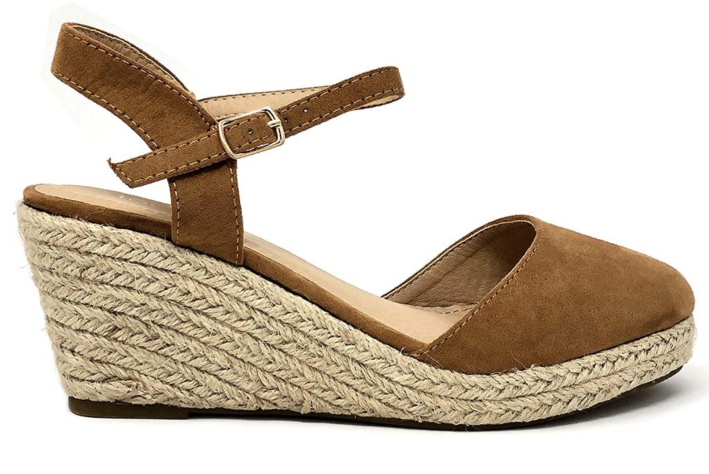 Top Moda, wedge heels