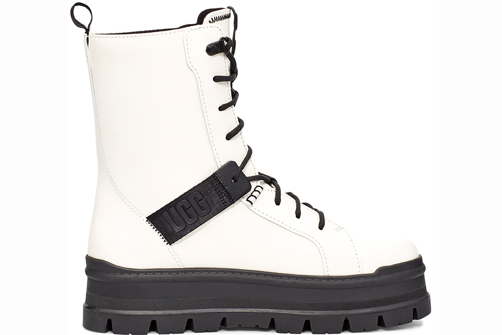ugg pre fall, ugg sheena boot, ugg combat boot