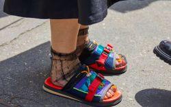 ugly sandal, sport sandal, street style,