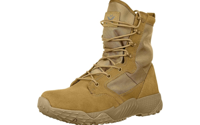 under armour, tactical boot, jungle boot