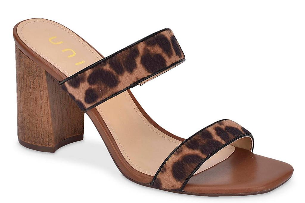 Unisa, sandals, square toe