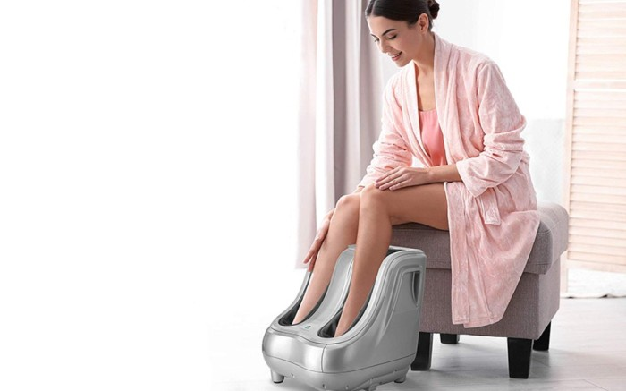 expansion wellness Foot and Calf Massager