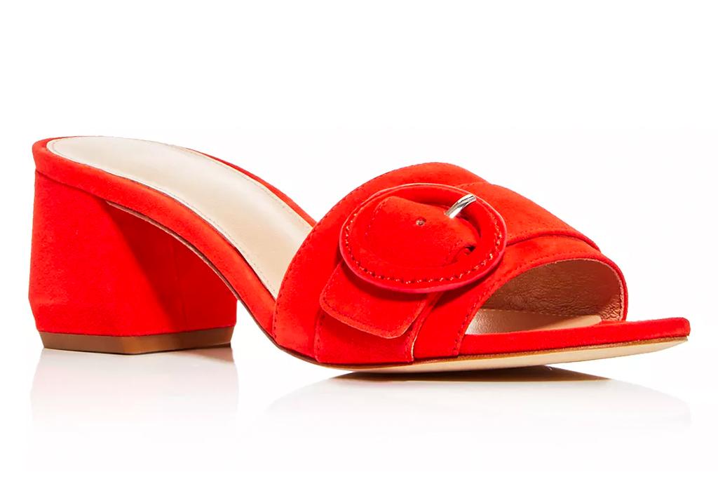 via spiga, sandals, heels, strappy, coral, pink