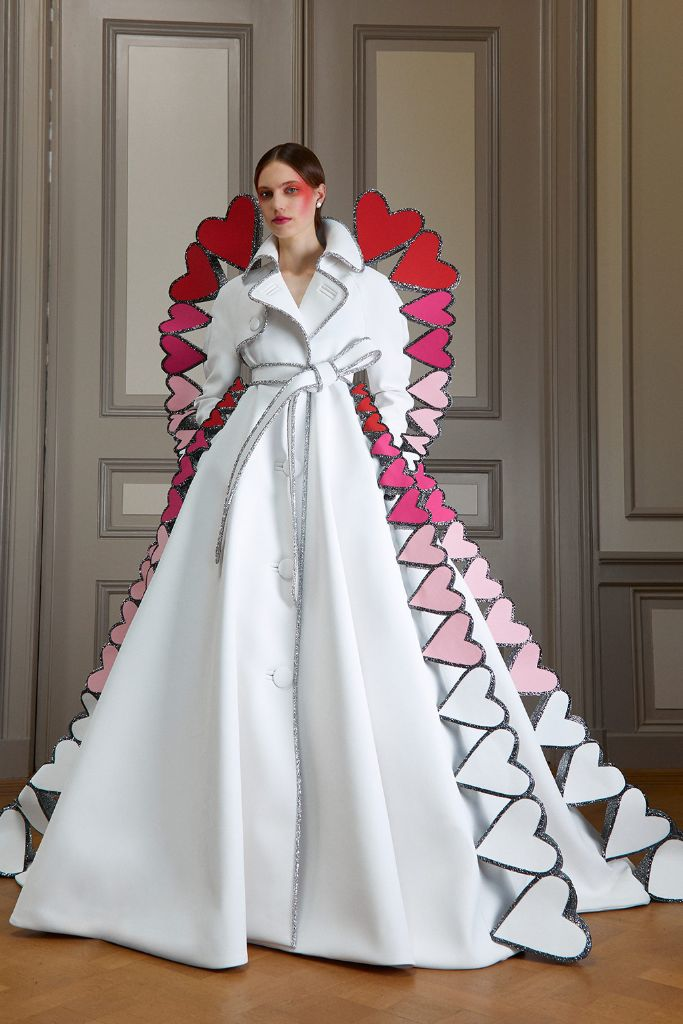 viktor & rolf, couture, paris fashion week