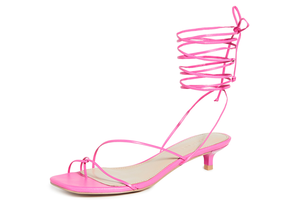 Villa Rogue, strappy sandals