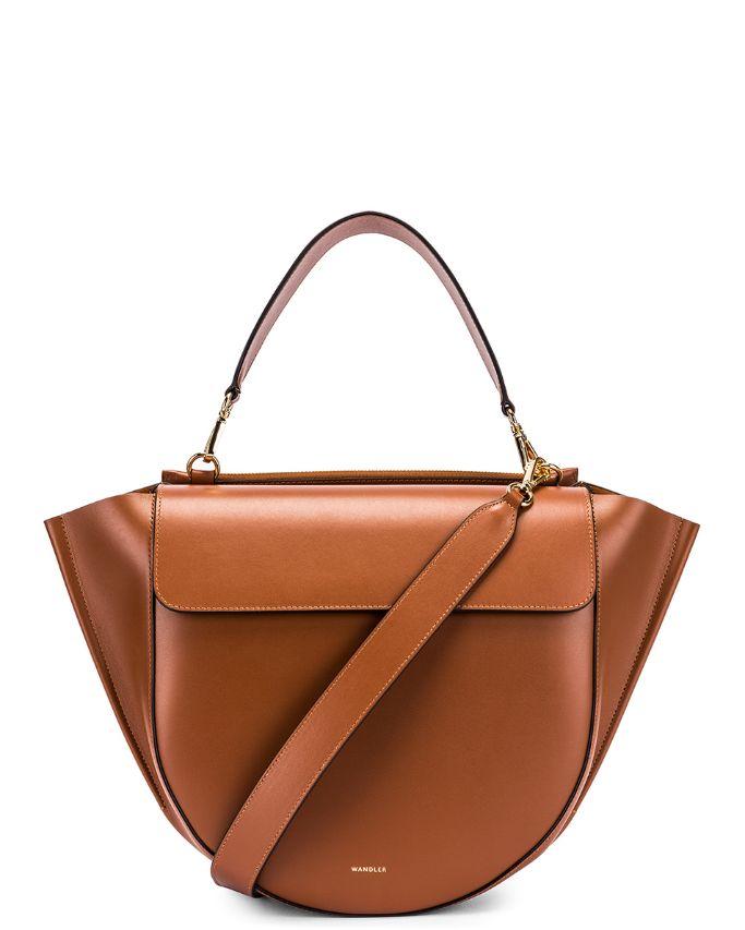 wandler bag, wandler hortensia bag, fall 2020 fashion trends, cross body bag