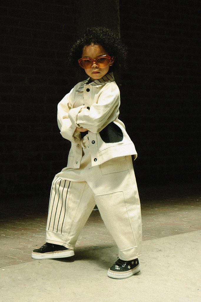 zaza bean, zaza youtube, zaza ellen show, kid's fashion, children's fashion, influencer