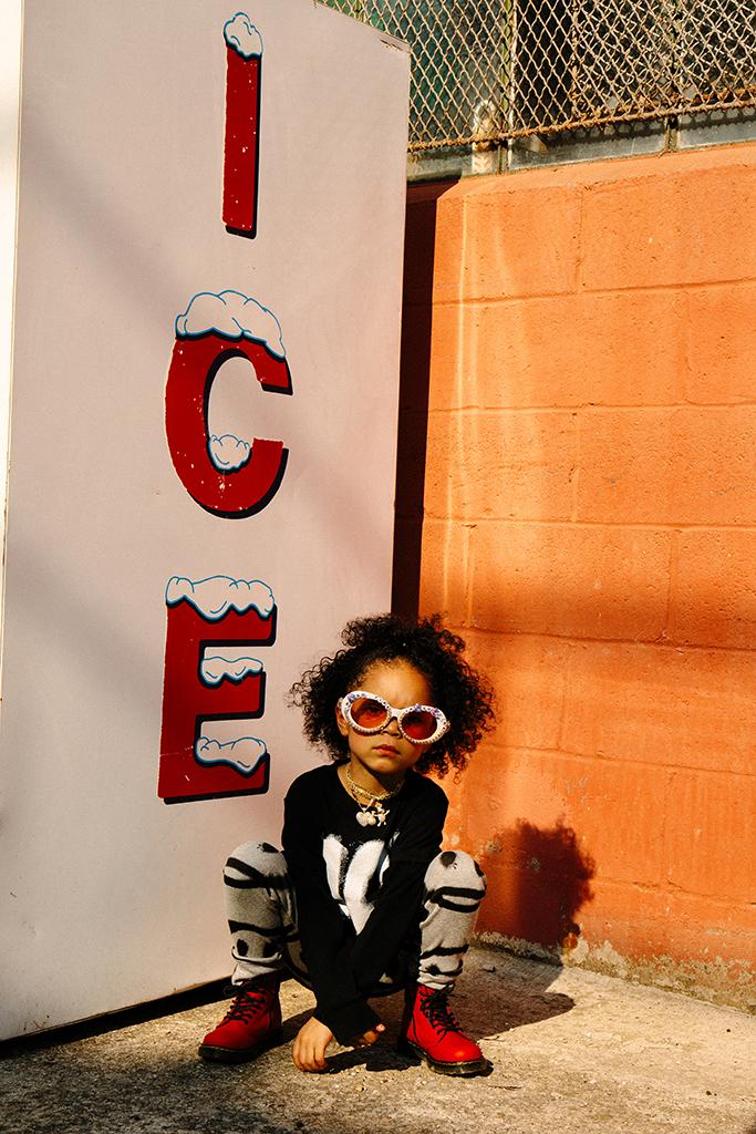 zaza bean, zaza youtube, zaza ellen show, kid's fashion, children's fashion