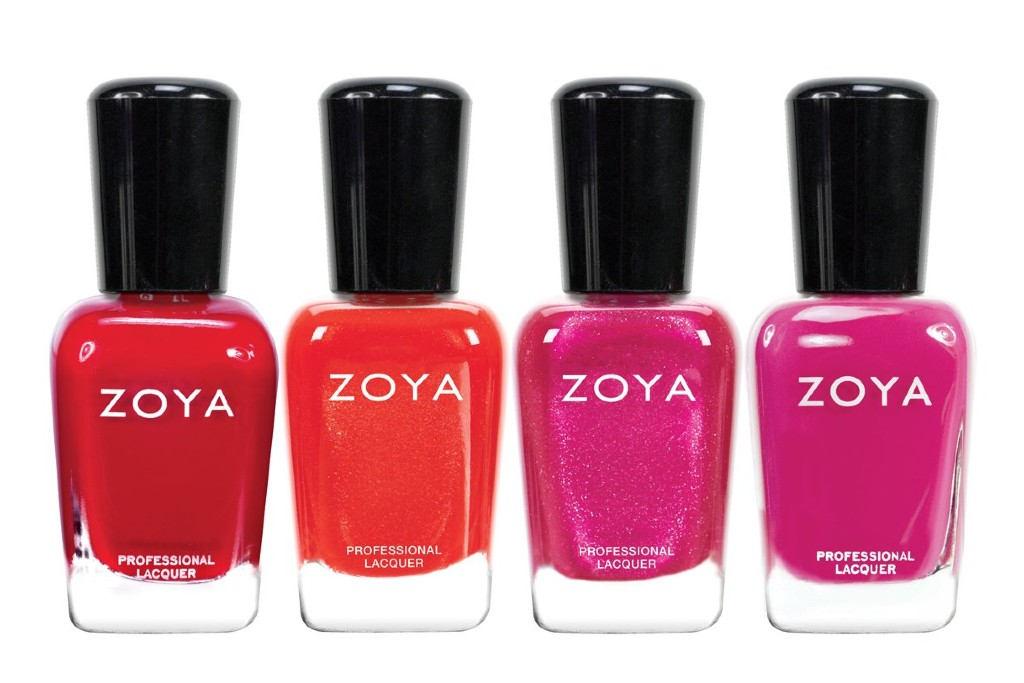 Zoya Quad Nail Polish