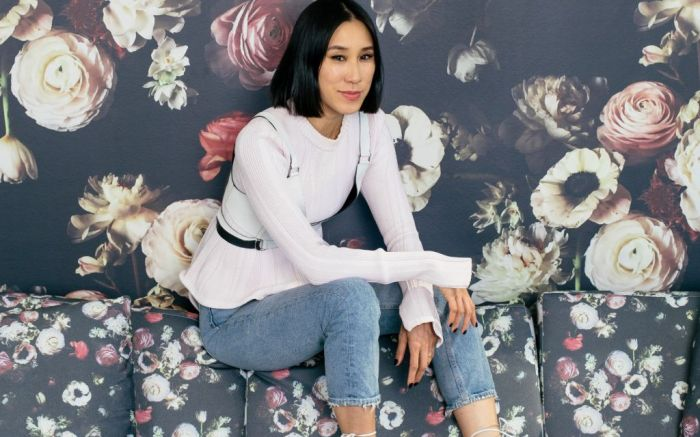 eva chen, eva chen daughter, eva chen daughter ren, eva chen instagram, instagram fashion, mommy and me fashion