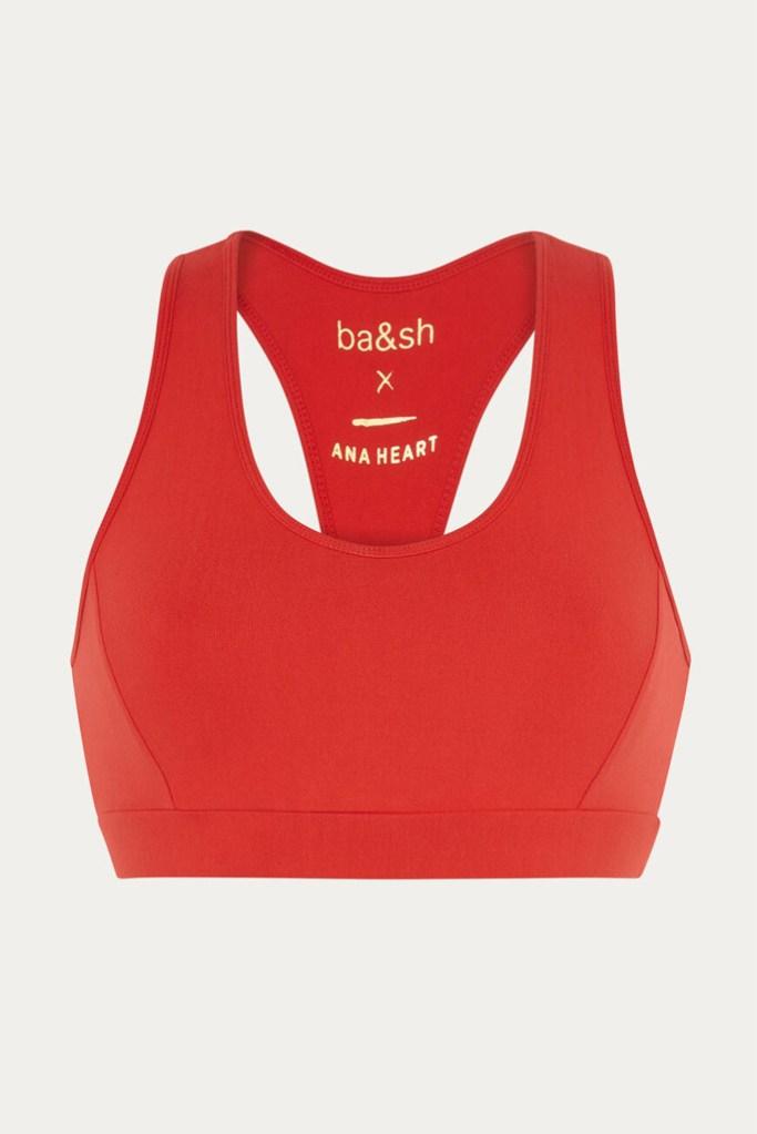 Ba&Sh sample sale, ba&sh x ana heart, ba&sh top