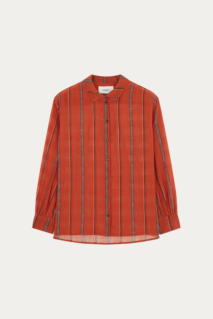 ba&sh sample sale, kris shirt, ba&sh
