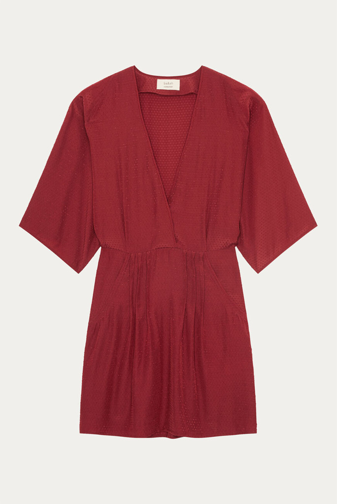 Ba&Sh sample sale, Ba&Sh dress, daisy dress