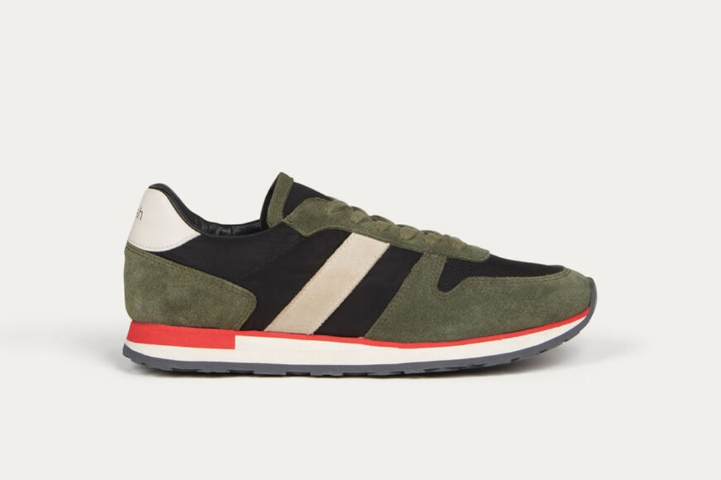 Ba&Sh sample sale, Ba&Sh trainers, chelsea sneakers