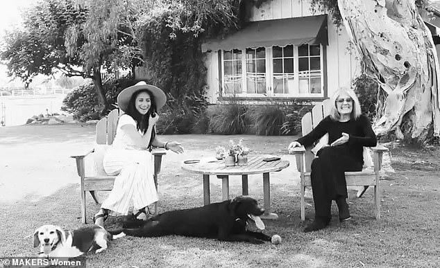 Meghan Markle, Gloria Steinem, Anine Bing