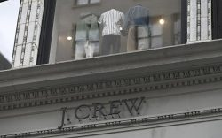 American retailer J.Crew filed for bankruptcy