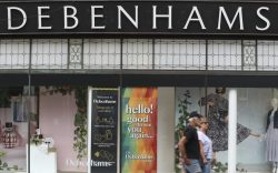 Debenhams financials. File photo dated 14/6/2020