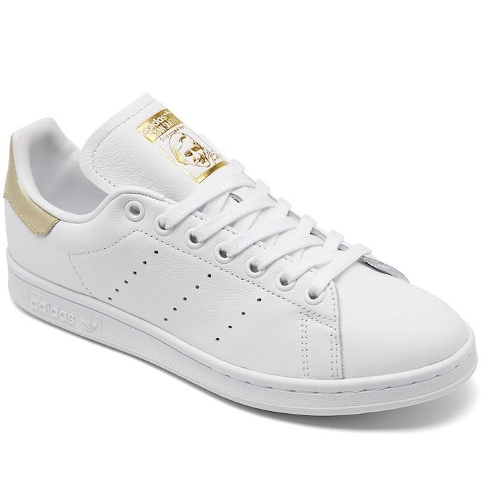 Adidas-White-Gold