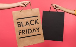 black friday sales, shopping, shopping bags