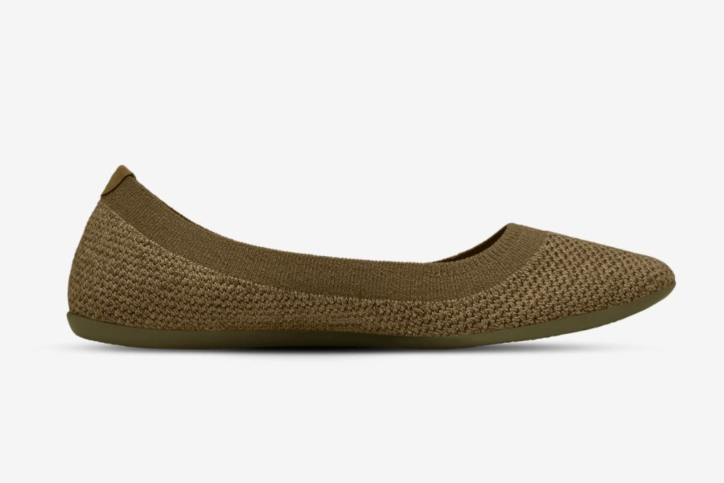 allbirds, allbirds ballet flat, ballet flat, fall 2020 shoe trends, shoes, flat shoes, women's shoes