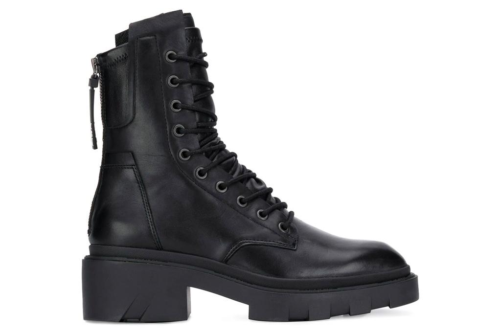 ash, boots, combat boots, black, chunky, lug sole, platform