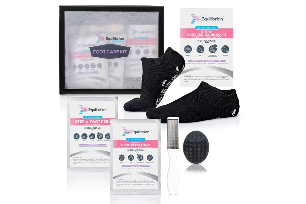 Equilibrian Foot Care Kit