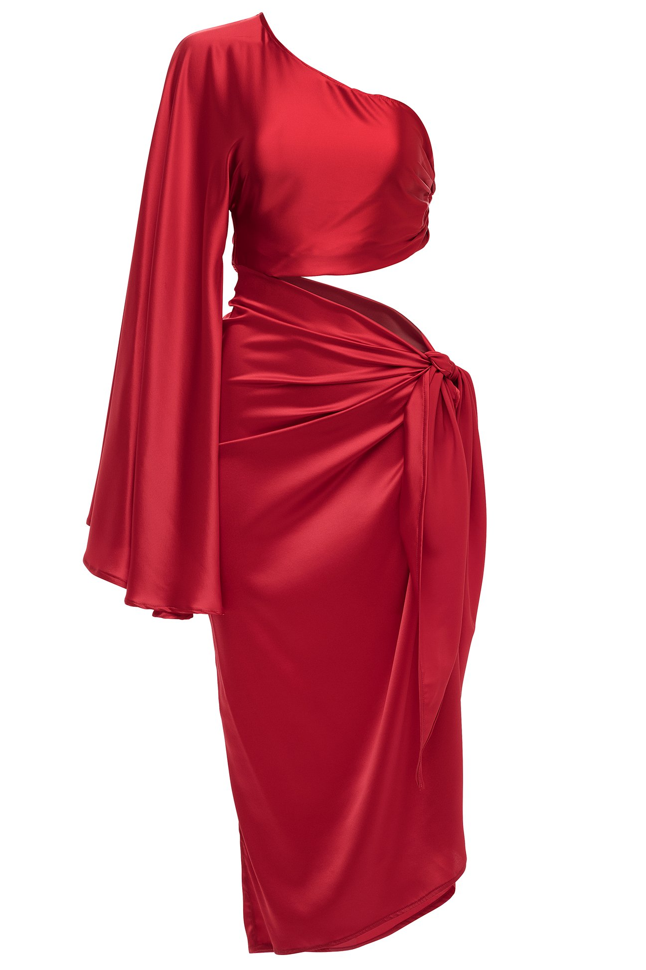 Silk gown, Fe Noel