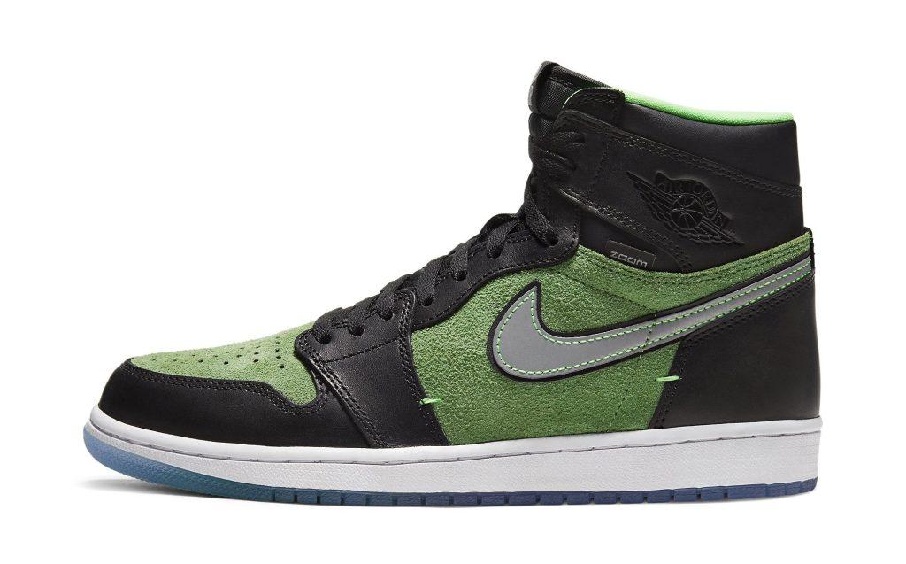 Air Jordan 1 High Zoom 'Zen Green'