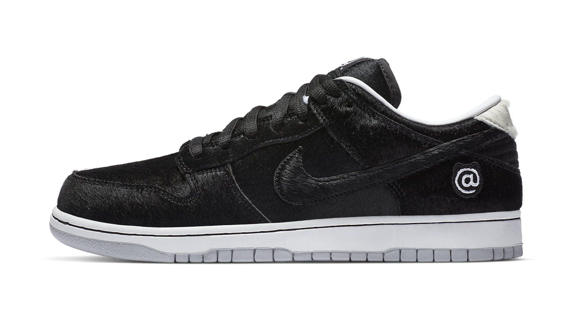 Nike x Medicom 'Bearbrick' Release Info