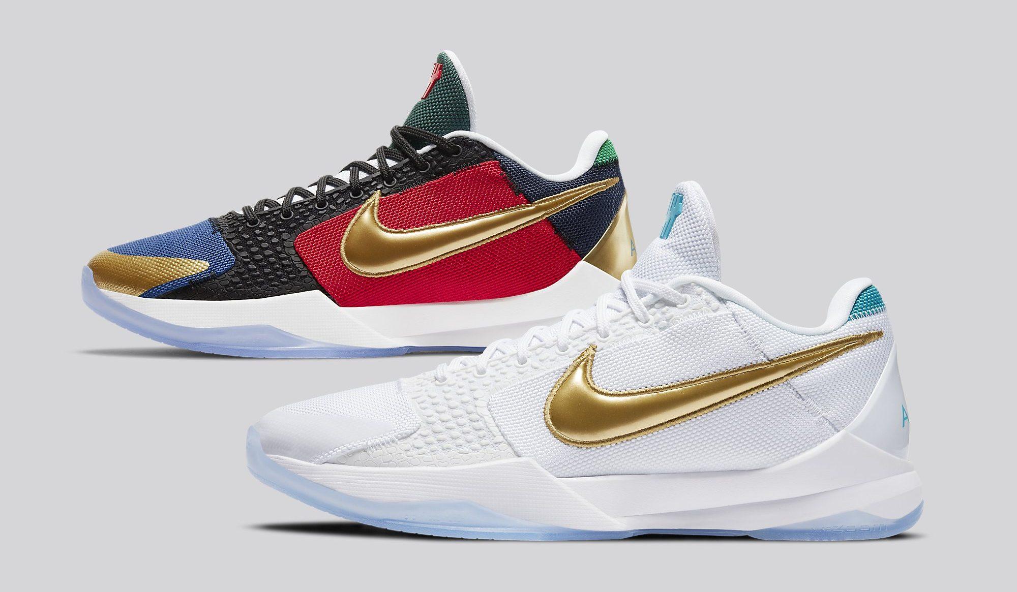 Undefeated x Nike Kobe 5 Protro 'What