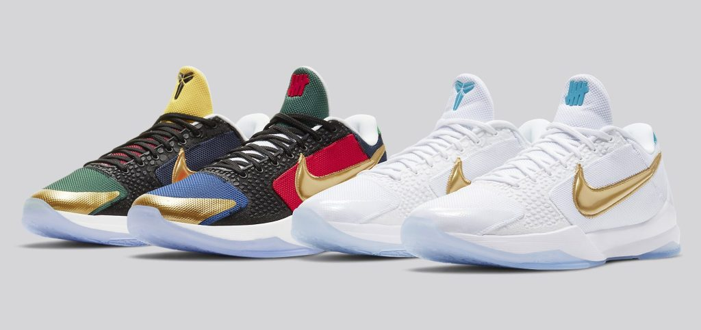 Undefeated x Nike Kobe 5 Protro 'What If' Pack