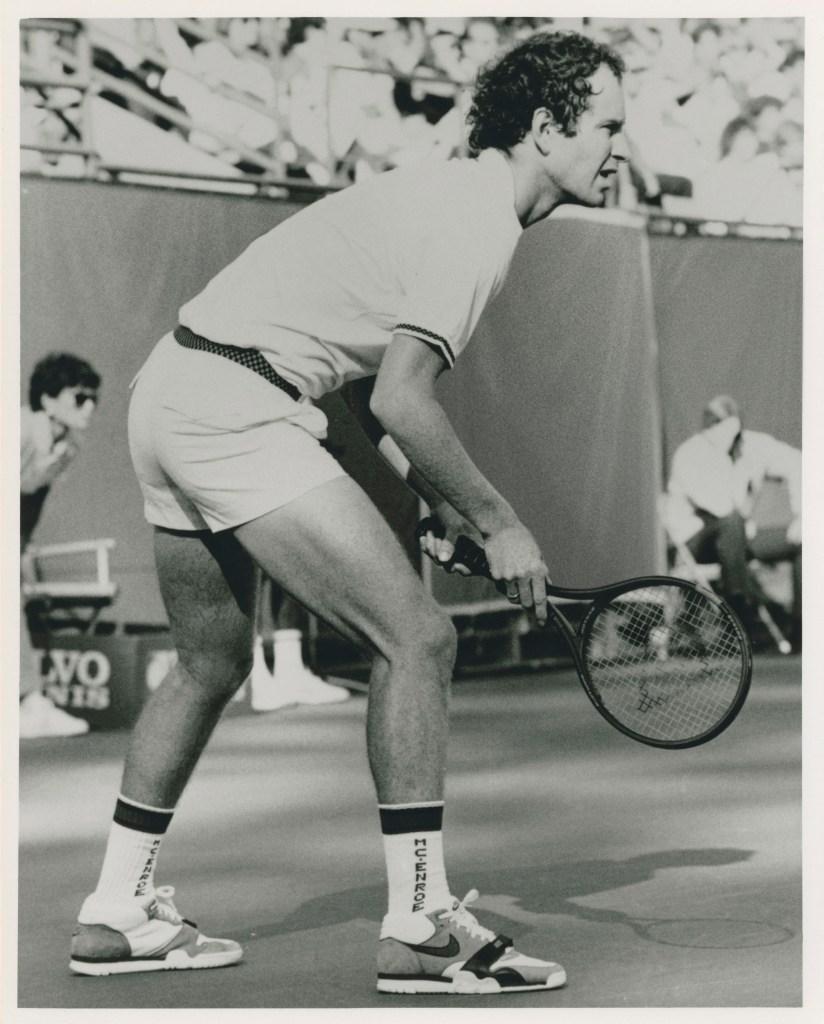 John McEnroe Nike Air Trainer 1 1986