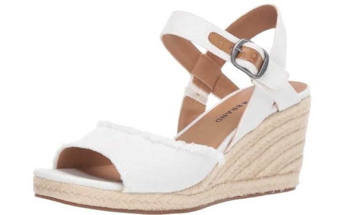 Lucky Brand Women's Mindra Espadrille Wedge Sandal