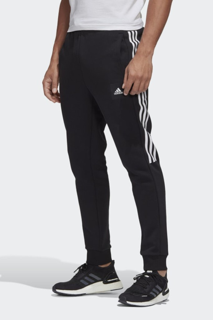 adidas must haves fleece pants, adidas comfort sale, adidas loungewear