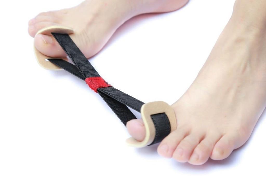 Mutreso Big Toe Strap Bunion Straightener