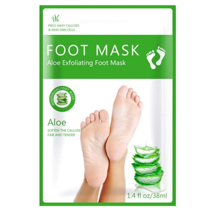 Ofanyia Aloe Vera Peeling Foot Mask