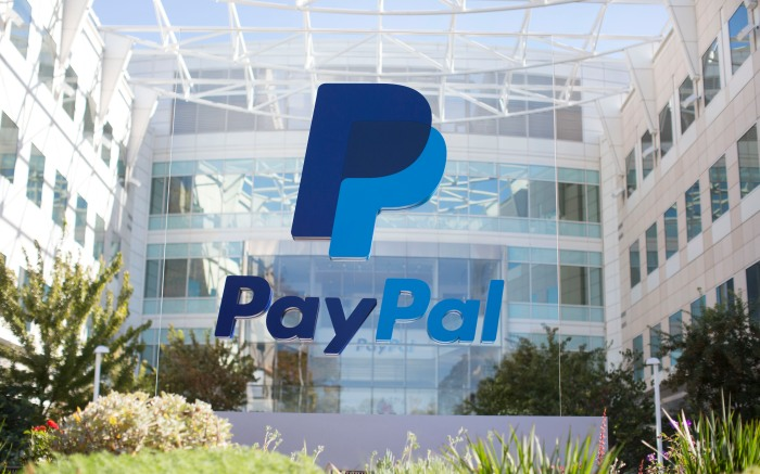 PayPal San Jose Office and Company Signage