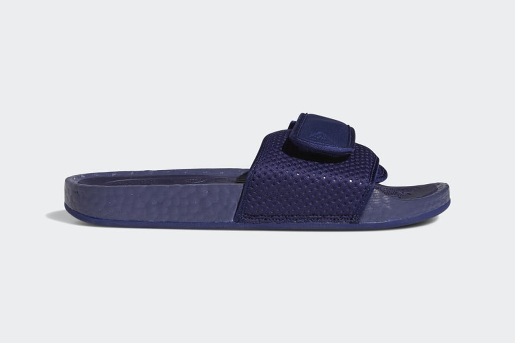 pharrell x adidas premium basics, pharrell slides, adidas shoes