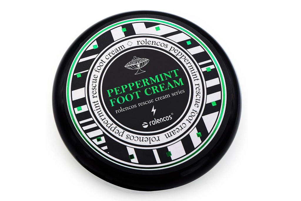 Rolencos Peppermint Rescue Foot Cream