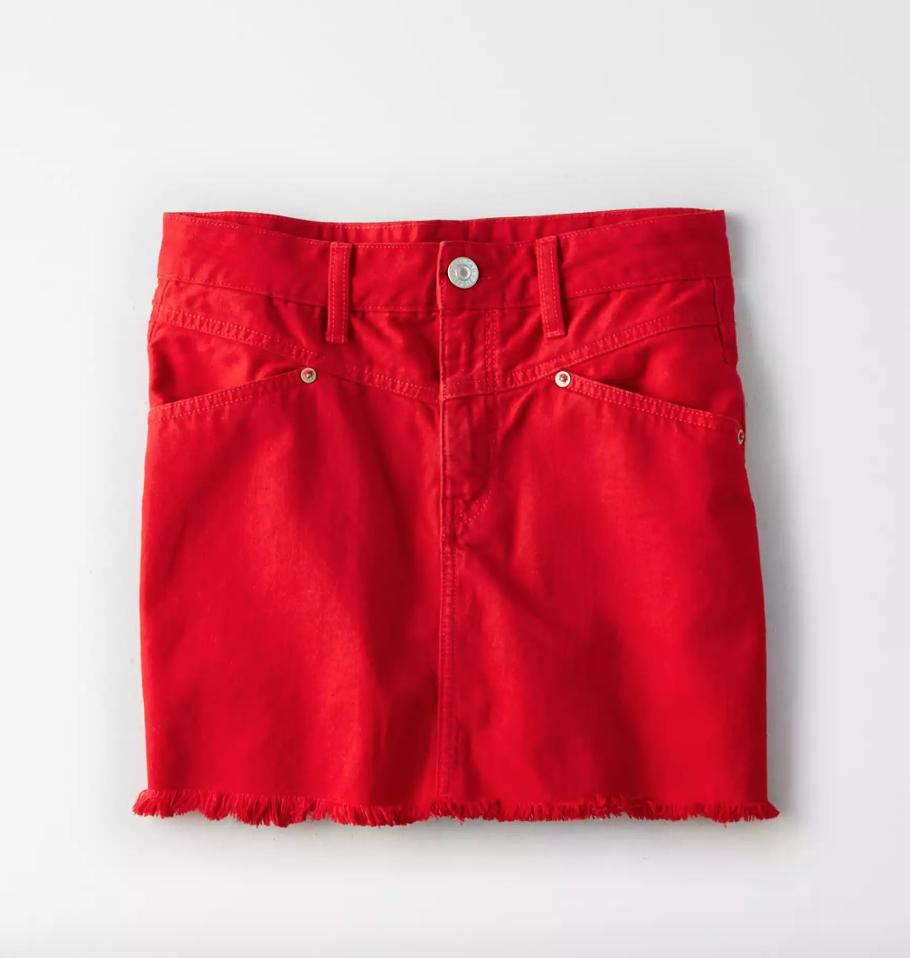 American Eagle, mini skirt