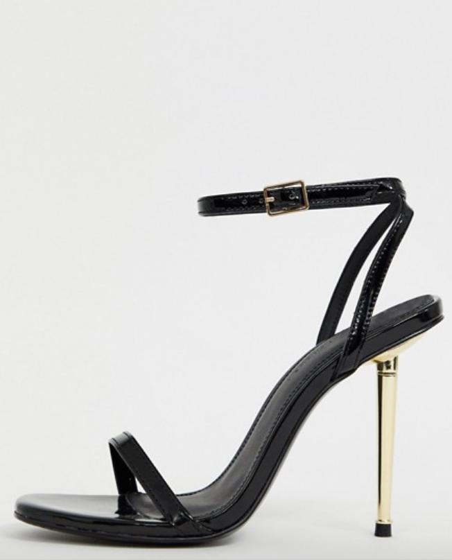ASOS, strappy heel