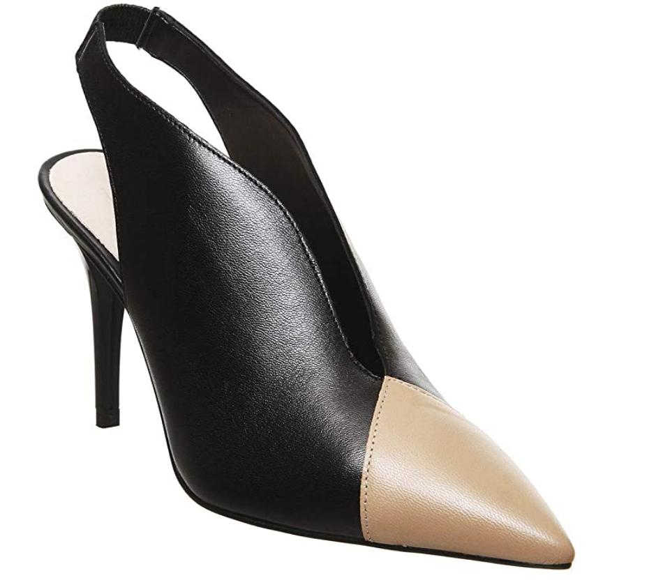 toe-cap, heels
