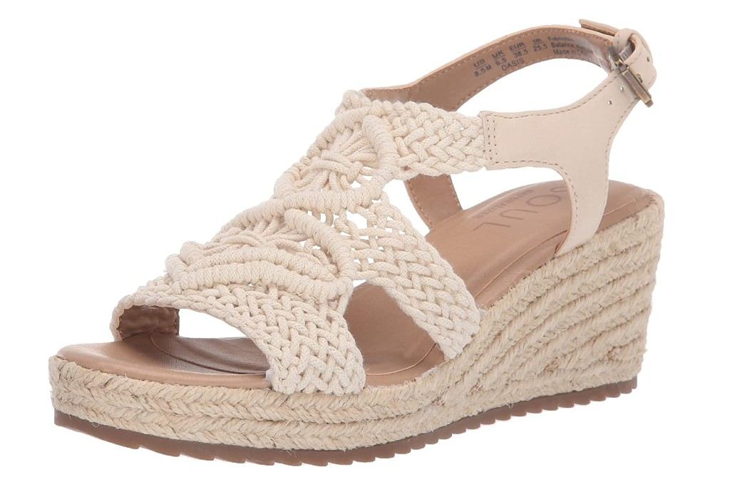 Soul Naturalizer Oasis Wedge